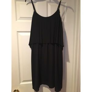 MOSSIMO Pleated Top Sundress L